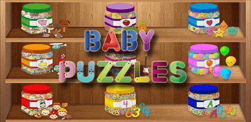 Baby puzzles pc screenshot