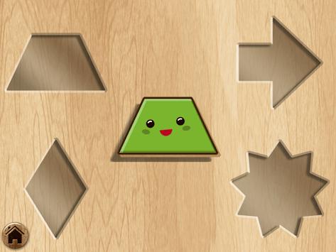 Baby puzzles APK screenshot 1