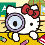 Hello Kitty. Detective Games icon