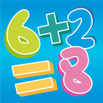 Educational Games. Math icon