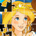 Princess Puzzles and Painting icon