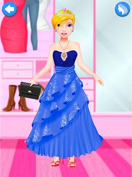 Princess Beauty Makeup Salon APK screenshot 1