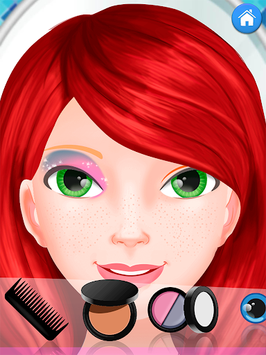 Princess Beauty Makeup Salon APK screenshot 1