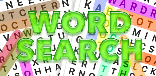 Word Search Games in english pc screenshot