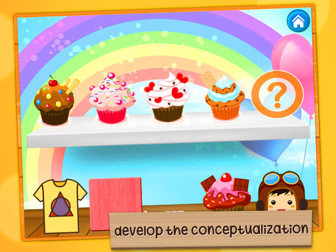 Toddler & Baby Games APK screenshot 1