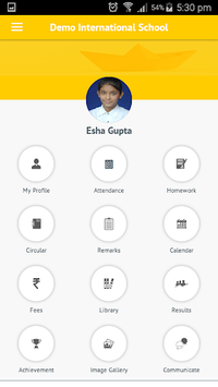 Edunext APK screenshot 1