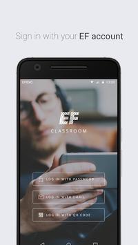 EF Classroom APK screenshot 1