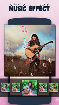 Photo Animated Effect - Make GIF and Video effects APK screenshot 1