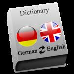 German - English icon