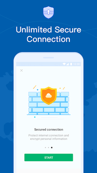 Hi VPN - Super Fast VPN Proxy, Secure Hotspot VPN APK screenshot 1