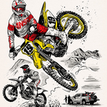 MX Offroad Motocross:Multiplayer icon
