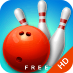 Bowling Game 3D HD FREE icon