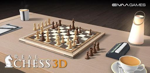 Real Chess 3D FREE pc screenshot