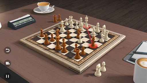 Real Chess 3D FREE APK screenshot 1