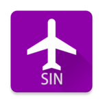 Singapore Flight Info icon