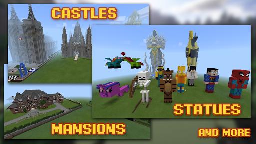 Buildings for Minecraft APK screenshot 1