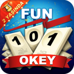 Fun 101 Okey for pc icon
