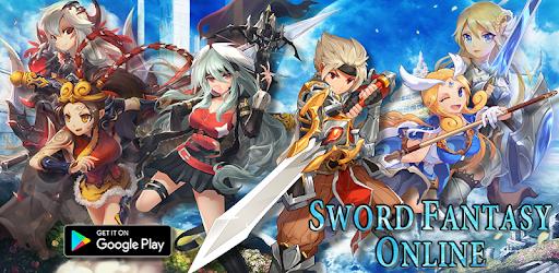 Sword Fantasy Online - Anime MMO Action RPG pc screenshot