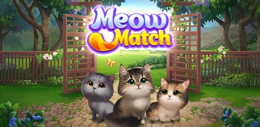 Meow Match pc screenshot
