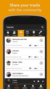 OffTop: Record & Rap on Beats APK screenshot 1