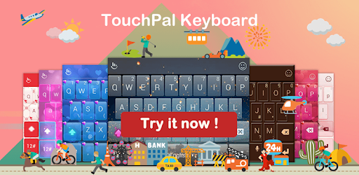 TouchPal Keyboard for HTC pc screenshot