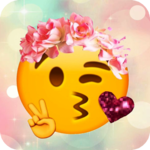 Emoji Wallpapers 😎😘😍 Cute backgrounds 🙈 🙉 🙊 icon