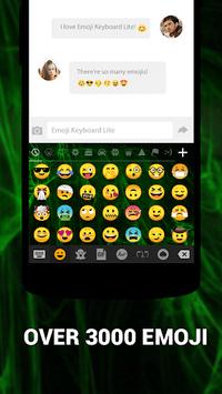 Emoji Keyboard Lite APK screenshot 1