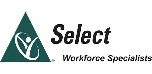 Select Staffing pc screenshot