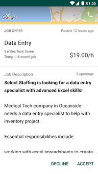 Select Staffing APK screenshot 1