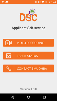 eMudhra Customer APK screenshot 1