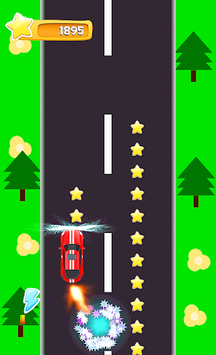 Kids Race Car APK screenshot 1