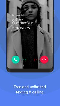 TextNow: Free Texting & Calling App APK screenshot 1