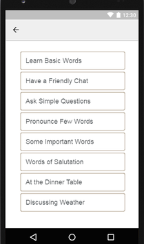 Learn English with Bangla Free: Bengali to English APK screenshot 1