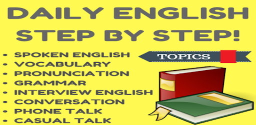 Learn English Step by Step - Spoken English App pc screenshot