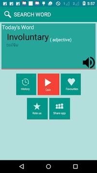 English To Odia Dictionary APK screenshot 1