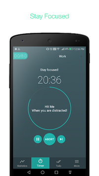 Engross: Focus Timer & To-do list with Reminders APK screenshot 1