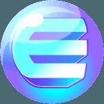 Enjin Crypto Wallet - Ethereum Bitcoin ERC20 LTC icon