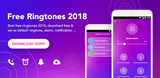New Ringtones Free 2018 pc screenshot