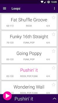 Loopz - Best Drum Loops! APK screenshot 1