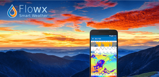 Flowx: Weather Map Forecast pc screenshot