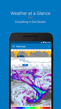 Flowx: Weather Map Forecast APK screenshot 1