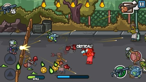 Zombie Guard APK screenshot 1