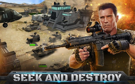 Mobile Strike APK screenshot 1