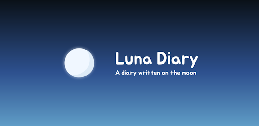 Luna Diary-journal on the moon pc screenshot
