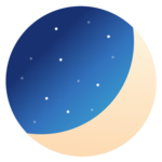 Luna Diary-journal on the moon for pc icon