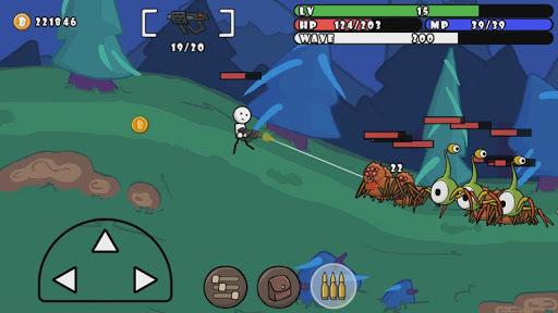 One Gun: Stickman APK screenshot 1
