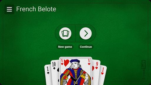French Belote - Free APK screenshot 1