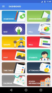 TOUCH - Digital School Diary APK screenshot 1