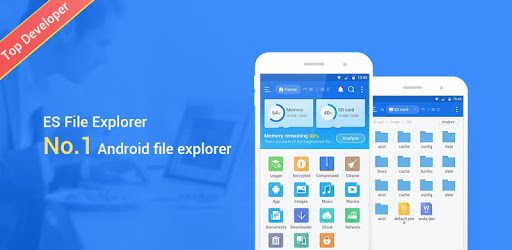 ES File Explorer File Manager pc screenshot