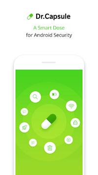 Dr.Capsule  Antivirus, Cleaner, Booster APK screenshot 1